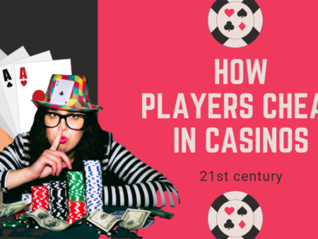 How Cheaters Scams Casinos in the 21st century