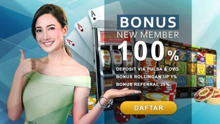 Slot Games At Online Casinos