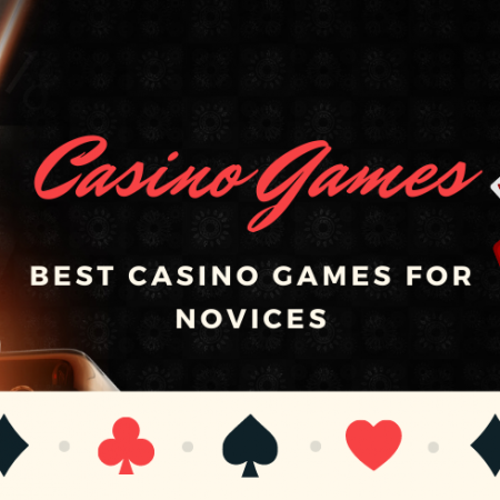 Best Casino Games for Novices
